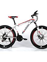 Adidsi 26 Inch 21-Speed Mountain Bike Dual Disc Brakes Shifting Environmental Stewardship