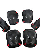 Knee Brace / Elbow Strap / Wrist Brace Sports Support Breathable Fitness Black