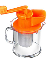 1 Home Kitchen Tool Plastic Manual Juicer