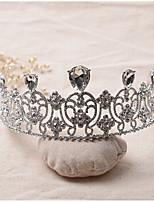 Dame Rhinestone / Legering Headpiece-Bryllup / Spesiell Leilighet Diademer 1 Deler Klar Annerledes 16.5