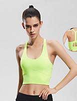 Running Tops / Bra / Tank / Underwear Women's Breathable / Quick Dry / Lightweight Materials / Sweat-wicking Elastane / TeryleneYoga /
