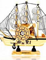 Colorful Sailing Music Box