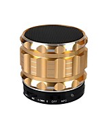 Gold Bluetooth Wireless Portable Stereo Card Speakers