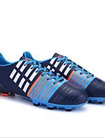 Zapatos Fútbol PU Azul / Blanco Hombre