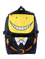 Cartoon Assassination Classroom Canvas Backpack