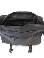 6 L Shoulder Bag Camping & Hiking Outdoor Multifunctional Black Canvas Other