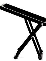 Classical guitar multi-speed adjustment metal footstool