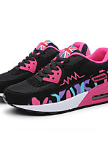 Heavy-Bottomed Female Sports Shoes Fashion Shoes Cushion Shoes Sports Running Shoes