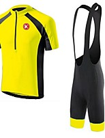 KEIYUEM®Others Summer Cycling Jersey Short Sleeves + BIB Shorts Ropa Ciclismo Cycling Clothing Suits #67
