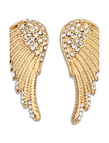 European And American Fashion Earrings Wings