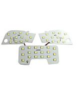 super lumineux spécial conduit lampes de lecture éclairage intérieur durable température antichoc, étanche à l'eau