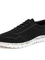 Men's Shoes Casual Fashion Sneakers Casual Flat Heel Black/Grey/Green