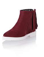 Women's Shoes Synthetic / Leatherette Winter Platform BootsWedding /  Work & Duty / Party & Evening / Athletic
