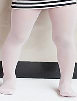 Girls Socks & Stockings,Summer Cotton Red / White / Yellow