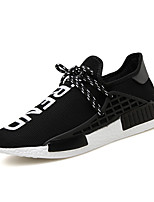 Men's Shoes Outdoor Fashion Sports Shoes Leisure Upper Microfiber fabric Shoes Black/Blue/Grey
