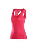 Running Tank Women's Quick Dry / Sweat-wicking Running Sports Sports Wear Red / Gray / Blue