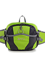 10L L Belt Pouch/Belt Bag Camping & Hiking Outdoor Waterproof / Quick Dry / Wearable  Polyester / Tactel Rax