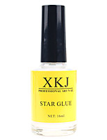 16ml Specially For Star Nail Sticker Star Glue  Nail White Base Coat