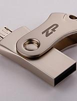 ZP C08 64GB USB 2.0 Resistente al agua / Resistente a los Golpes / Rotativo / Compatible con OTG (Micro USB)