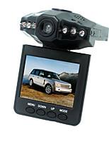 veicolo registratore dati di viaggio a infrarossi grandangolare HD visione notturna testa sei lampada