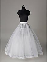 Slips(Tülle,Weiß) -100cm-3-Abendkleid