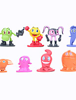 Pac Man's Terrible Adventure in The World Doll Cute Ornaments Micro Landscape Gift