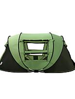 Tenda-Traspirabilità / Resistenteai raggi UV / Ben ventilato / Extra large-2 persone-Verde militare