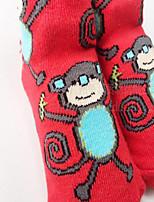 Boys Socks & Stockings,Summer / Winter Cotton Blends Blue / Red