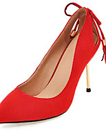 Women's Shoes  Fall Heels Heels Outdoor / Office & Career / Casual Stiletto Heel Others Black / Red&9-79