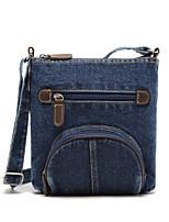 Women Oxford Cloth Casual Shoulder Bag