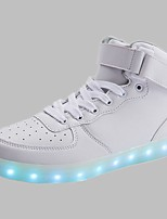 Men's Shoes Upper Materials Occasion Category Occasion Performance Heel Type Accents Color  LED  shoes