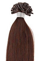 16-24Straight Hair  U Tip Keratin Remy Hair Extensions  0.5g/Strand 100Strands 50grams