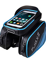FJQXZ®Bike Frame Bag Waterproof / Rain-Proof / Waterproof Zipper / Touch Screen / Multifunctional /