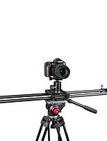 neue Pro 80cm Kohlefaser tragbare Videokamera Spur Slider Dolly für dslr