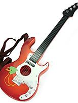 Musik-Spielzeug Metall / Holz Rot Puzzle Spielzeug Musik-Spielzeug