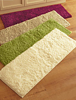 MultiColor Sulid Microfiber Rugs for Kitchen, Entry Way, Laundry Room 24