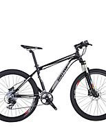 Mountain Bike Men's   Women's Air Suspension Fork Double Disc Brake  Aluminium Alloy 27 Speed 26 Inch Aluminium Alloy