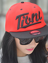 The New Letter Fashion Embroidery Hip-hop Cap