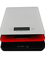 Maximum Weighing 5kg 0.1g Accurate Touch-Screen Electronic Kitchen Scales