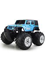 Buggy Racing Buggy 1:16 Brush Electric RC Car 7.2KM/H 2.4G Blue Ready-To-GoRemote Control Car / Remote Controller/Transmitter / Battery