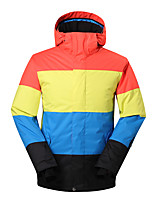 Gsou snow assorted colors top brand/ outdoor snowboard ski jacket /men breathable windproof ski-wear