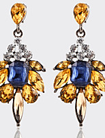 Fashion Personality Bohemia Long Section Of Decorative Holiday Earrings