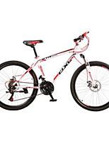 26 Inch 21-Speed Mountain Bike Double Disc Gear