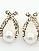 MOGE European And American Fashion Popular Earrings