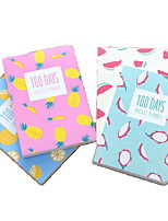 Fresh and Creative Notepad for Students (Random Colors)