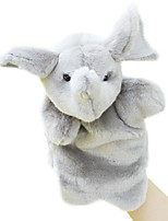 Hand Puppet Toy Elephant Child Finger Doll Cartoon Animal Plush