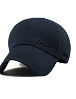 Men Cotton Baseball Cap,Casual All Seasons