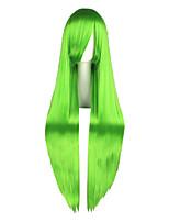 Perucas de Cosplay-Código Gease-Verde- com100