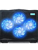 Laptop Holder With Fan Cooling Pad For 15.6/17/19Inches