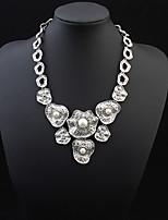 Funny Mushroom Cloud Fashion Pearl Necklace